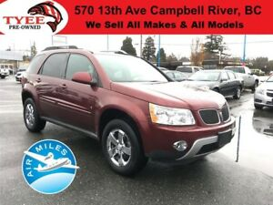 2008 Pontiac Torrent Podium Edition Remote Start