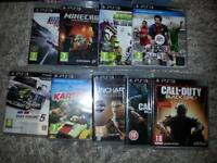 various PS3 games £6 each