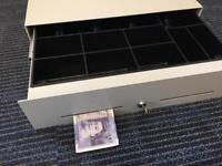 Cash drawer till. For EPOS system / stand-alone
