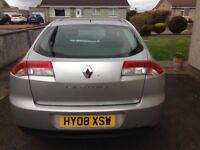 Renault Laguna 1.5 DCI for sale. Good runner and reliable