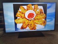"40"" Bush Led TV FullHd with Freeview and USB Player"