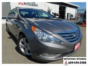 2012 Hyundai Sonata Limited; Local & no accidents!