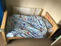 MamaAnd Papas toddler bed