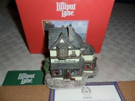 "Lilliput Lane ""Haberdashery"""