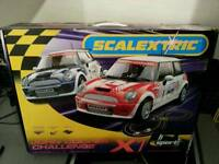 Scalextric Mini Cooper S set £45