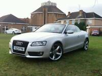 For sale AUDI A5 CONVERTIBLE INDIVIDUAL 3.2FSI DSG FULLY LOADED PX AVAILABLE