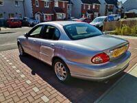 Jaguar, X-TYPE, Saloon, 2004, Manual, 2495 (cc), 4 doors