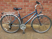 Womens Hybrid Bike Ridgeback Comet