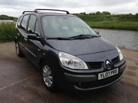 Grand scenic 2.0 vvt dynamic Automatic 7 seater