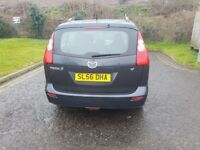 2007 Mazda5 2.0 D TS2 5dr Manual 7 Seater Family Car @07445775115 1 Owner+Low Miles Price 1980£
