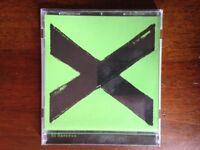ED SHEERAN CD