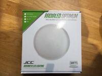 Radialed Optimum Ultra Durable High Performance LED Bulkhead (JC23331) X14