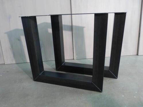 Ongekend ≥ Metalen poten,stalen tafelpoten,onderstel van ijzer - Tafels PM-75