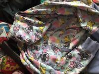 Rare cats and bats jacket