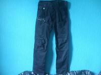 Jeans, G-Star Raw 3301 Dark Blue Mens. Excellent Condition