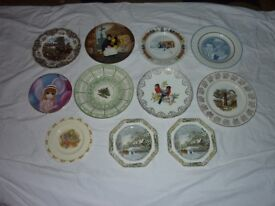 11 Decorative Plates