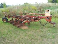 Massey Ferguson 880 4 Furrow Semi-Mount Plow (REDUCED!)