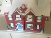 Lovely advent house (John Lewis)