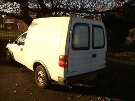 Van Corsa Vauxhall Cheap and Good
