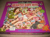 HORRIBLE SCIENCE BEASTLY BODY JIGSAW