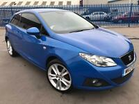 2012 SEAT IBIZA 1.2 TSI SPORTRIDER COUPE # 12 MONTHS MOT # NEW TYRES# MINT # CAT D