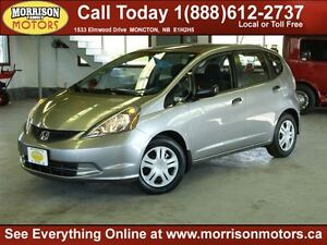2010 Honda Fit DX-A, Auto, Air Cond.