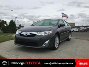 Toyota Certified 2014 Toyota Camry XLE - Please TEXT  403-393-11