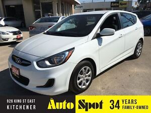 2014 Hyundai Accent GL/LOW, LOW KMS.../PRICED FOR AN IMMEDIATE S