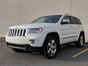 2012 Jeep Grand Cherokee Overland - Toit Ouvrant - Camera recul