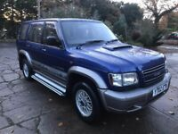 2001 ISUZU TROOPER CITATION 3.0 DT 160 BHP LWB 7 SEATER 4X4