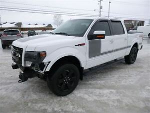 2013 Ford F-150 FX4 DECOR PACKAGE