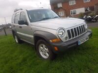 JEEP CHEEROKEE LIMITED EDITION LOW MILES