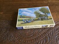 Jigsaw Puzzle Halcyon Days 500 pieces unused