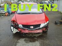 Looking for Honda Civic Type R FN2