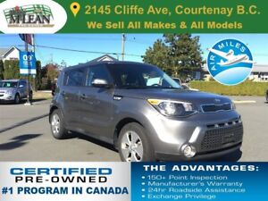 2016 Kia Soul LX+ Alloy Wheels Air-Conditioning