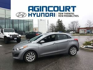 2013 Hyundai Elantra GT GL/HEATED SEATS/OFF LEASE/ONLY 51316KMS!