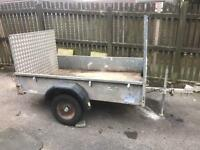 Ifor Williams 6x4 trailer