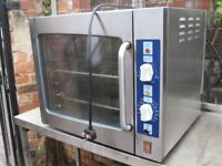 Falcon Catering Electric Convection Oven E7202 Table top 13.Amp