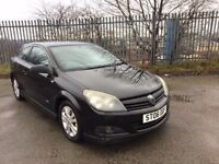 2006 (06) VAUXHALL ASTRA 1.6 SXI SPORT 3 DOOR HATCH BACK NEW MOT AND SERVICE BARGAIN