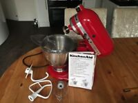 KitchenAid Artisan 4.8L Tilt head stand mixer Model 5KSM150PS