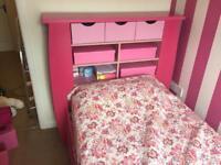 Pink Bed Set