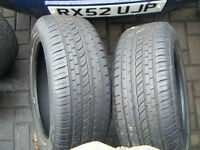 205 x 40 x 17 tyres ,. have two good tyres , good tread good condition , £20 each ,