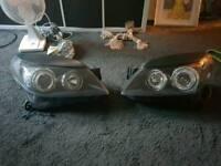 Vauxhall astra angel headlights