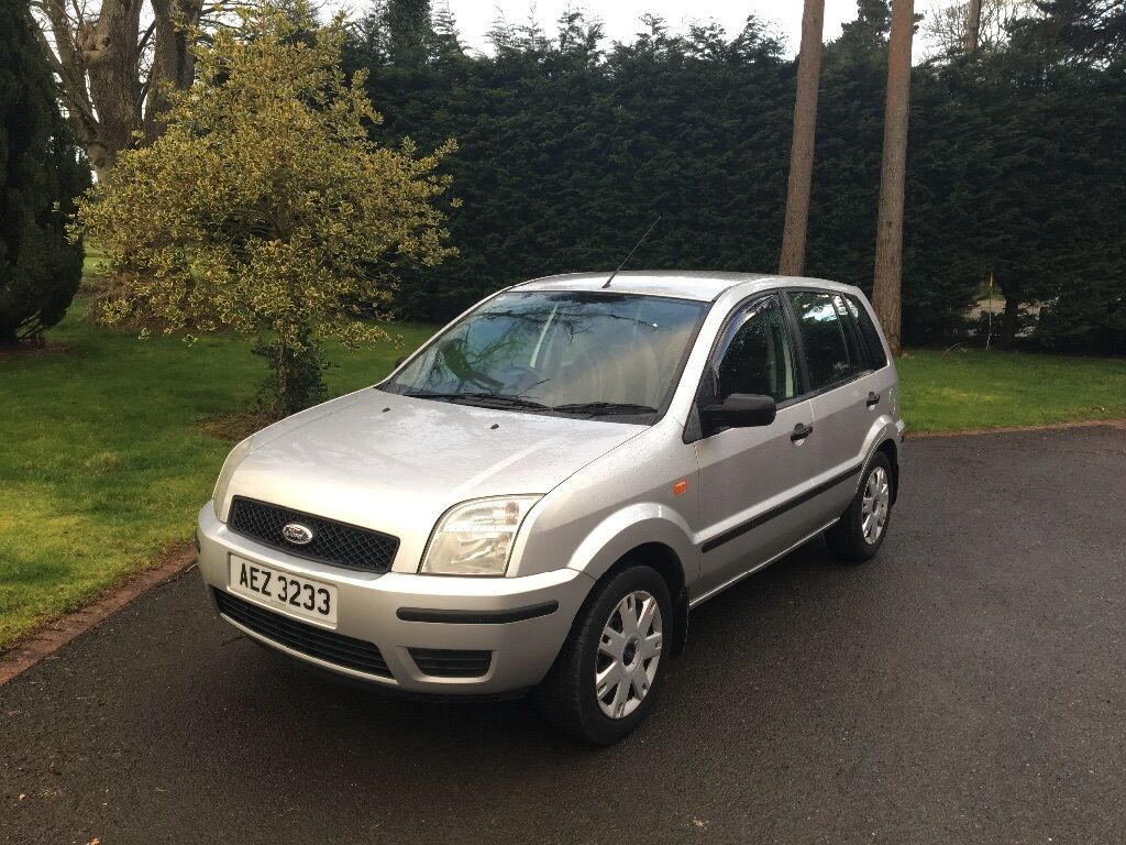 2004 ford fusion 2 silver 1 4 in ballynahinch county down gumtree. Black Bedroom Furniture Sets. Home Design Ideas