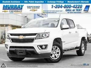 2015 Chevrolet Colorado 4WD Crew Cab 128.3 LT *Leather Seats, On