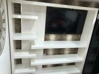 Wall Unit/ and Sideboard
