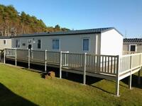 SUNDRUM CASTLE, BRAND NEW CARAVAN TO RENT ( LINEN INCLUDED & PET FRIENDLY)