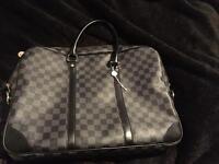 Lv bag briefcase voyager bag Louis Vuitton