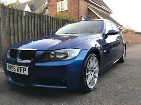 BMW E90 320d M Sport LOW MILEAGE