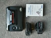 Console SEGA Master System II + controller + power supply + World Grand Prix